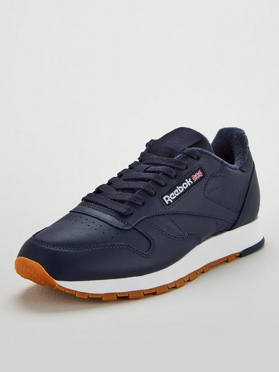 pas mal f1fcb adc4c Classic Leather - Navy