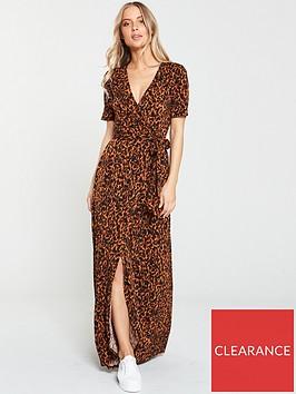 v-by-very-wrap-jersey-maxi-dress-animal-print