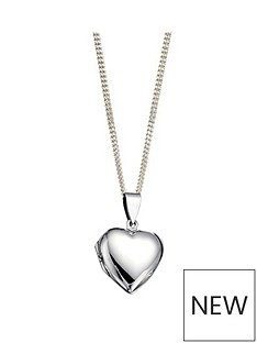 the-love-silver-collection-personalised-sterling-silver-heart-locket