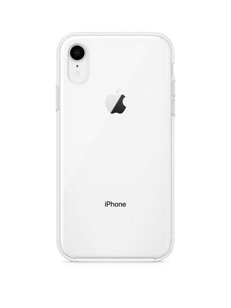 apple-iphone-xr-clear-case