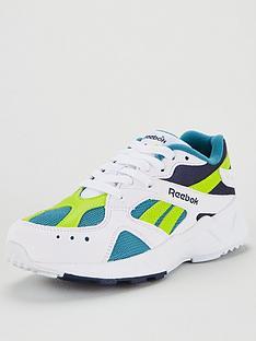 reebok-aztrek-96-junior-trainers-white
