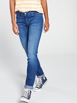 Wrangler Jeans High Rise Slim