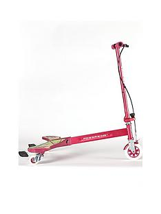 Razor Power Wing Scooter Sweet Pea Pink