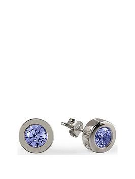 radley-sterling-silver-and-crystal-set-logo-ladies-earrings