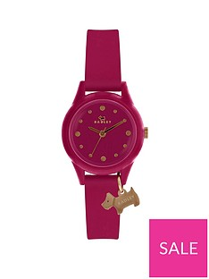 radley-radley-watch-it-red-and-gold-dog-charm-dial-red-silicone-strap-ladies-watch
