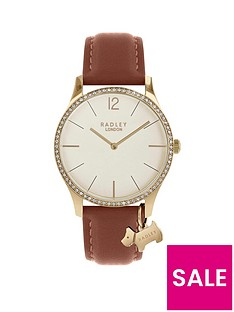 radley-radley-cream-crystal-set-and-gold-detail-dial-brown-leather-strap-ladies-watch