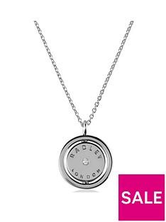 radley-sterling-silver-spinner-pendant-ladies-necklace