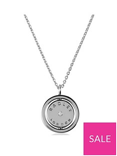 radley-sterling-silver-spinner-pendant-ladies-necklace