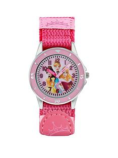 disney-princess-disney-princess-dial-pink-velcro-strap-kids-watch