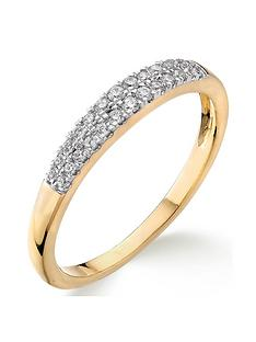love-diamond-9ct-gold-15-point-diamond-two-row-wedding-band
