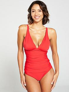 v-by-very-shapewear-tankini-set-red