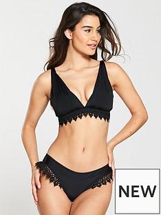 v-by-very-crochet-trim-built-up-bikini-top-black