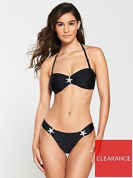 v-by-very-bandeau-star-trim-bikini-top-black