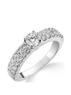 love-diamond-9ct-white-gold-1ct-two-row-diamond-solitaire-ring-with-set-shoulders