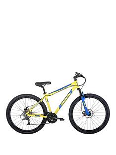 Barracuda Barracuda Draco 4 19 Inch Hardtail 24 Speed 27.5 Inch Yellow Blue Disc brakes