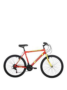 Barracuda Barracuda Draco 1 21 Inch Rigid 18 Speed 26 Inch wheel Red Yellow