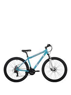 Barracuda Barracuda Draco 3 19 Inch Hardtail 21 Speed 27.5 Inch Blue White Disc brakes