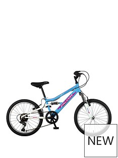 Moonstone Full Suspension Kids Bike 20 inch Wheel
