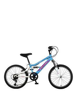 Moonstone Full Suspension Kids Bike 20 Inch Wheel