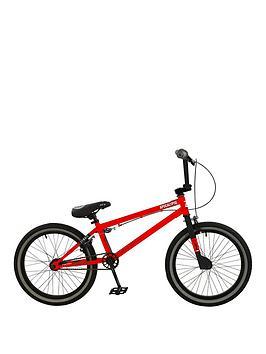 Zombie Apocalyose 25-9 Boys Bmx Bike