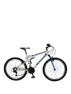 Boss Cycles Boss Astro Mens Steel Mountain Bike 20 inch Frame