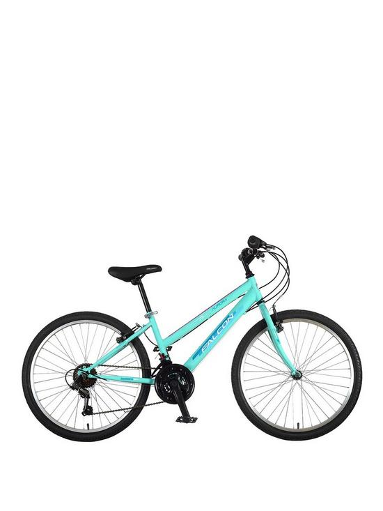 Falcon Aurora Girls Bike 24 Inch Wheel Verycouk