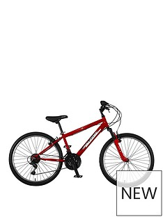 Falcon Falcon Raptor Boys Bike 24 inch Wheel Front Suspension