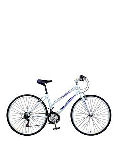 Falcon Falcon Modena Womens Bike 17 inch Frame 700c Wheel Sports Hybrid