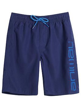 animal-boys-tannar-logo-swim-shorts-nautical-blue