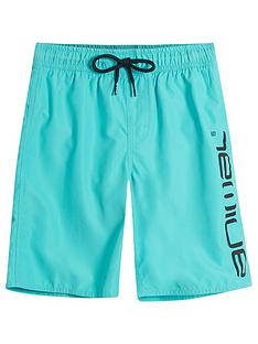 animal-boys-tannar-logo-swim-shorts-pacific-blue