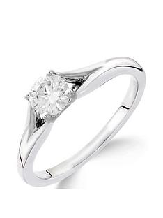 love-diamond-9ct-white-gold-13-carat-diamond-solitaire-ring-with-tapered-shoulders