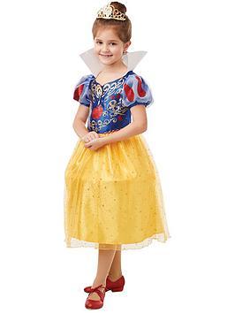 disney princess disney princess glitter & sparkle snow white fancy dress