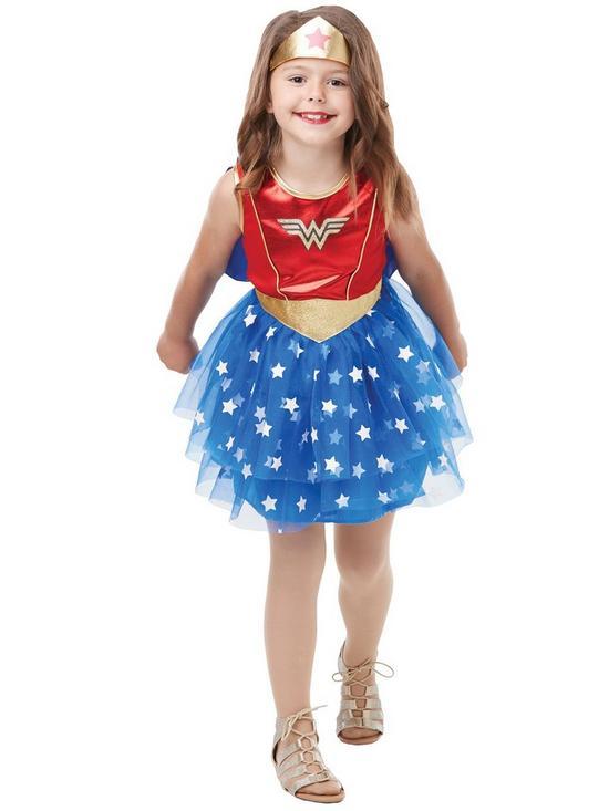 a27be8c70e4 Girls Wonder Woman Costume