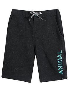 animal-boys-cove-sweat-shorts-black