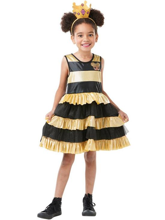 6bc29cb5d654 L.O.L Surprise! LOL Surprise Queen Bee Costume | very.co.uk