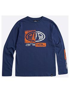 animal-boys-board-long-sleeve-graphic-t-shirt-nautical-blue