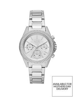 armani-exchange-armani-exchange-drexler-silver-and-crystal-set-multi-dial-stainless-steel-bracelet-ladies-watch