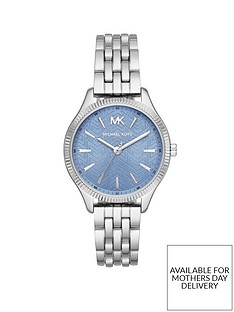 michael-kors-michael-kors-lexington-blue-textured-dial-stainless-steel-bracelet-ladies-watch