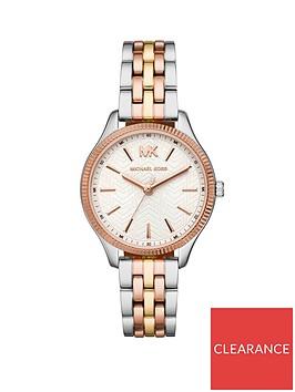 michael-kors-michael-kors-lexington-silver-textured-dial-tri-tone-stainless-steel-bracelet-ladies-watch