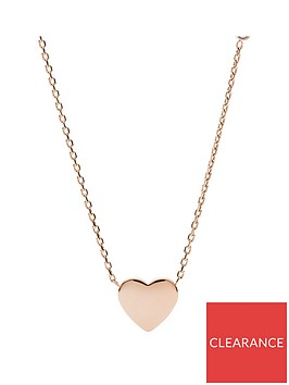 fossil-engraveable-rose-gold-heart-pendant-and-crystal-set-ladies-necklace