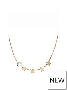 emporio-armani-emporio-armani-rose-gold-and-sterling-silver-moon-and-stars-ladies-necklace