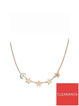 emporio-armani-rose-gold-and-sterling-silver-moon-and-stars-ladies-necklace