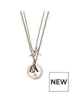 emporio-armani-emporio-armani-rose-gold-dragonfly-and-logo-disc-ladies-necklace