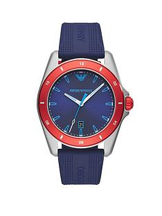 emporio-armani-emporio-armani-blue-and-red-detail-date-dial-blue-silicone-strap-mens-watch