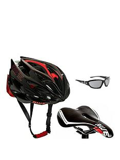 Awe Helmet, Saddle and Glasses Set