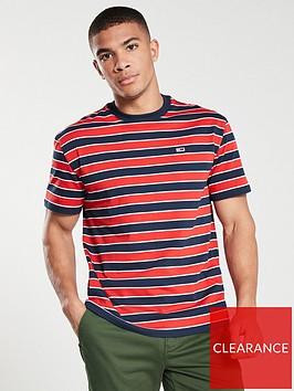 tommy-jeans-bold-stripe-t-shirt-rednavy