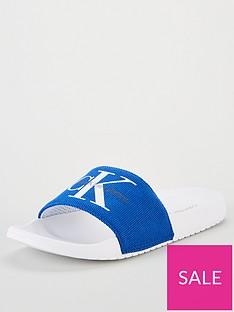 calvin-klein-viggonbspcanvas-sliders-blue