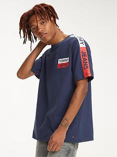 tommy-jeans-sleeve-graphic-t-shirt-navy
