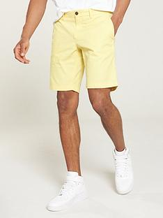 d57db8d2 Tommy Hilfiger Brooklyn Light Twill Short - Yellow