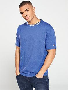 tommy-jeans-branded-collar-t-shirt-blue